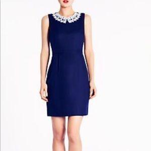 Kate Spade Daisy Tiff linen mini dress - Size 2